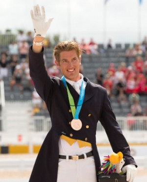 Chris von Martels Named 2015 Equine Canada Equestrian of the Year