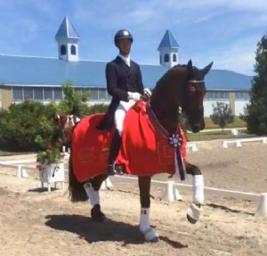 Chris von Martels & Divertimento Win Grand Prix Speciale at Cedar Valley CDI4*